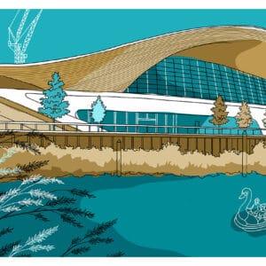 17 aquatics centre