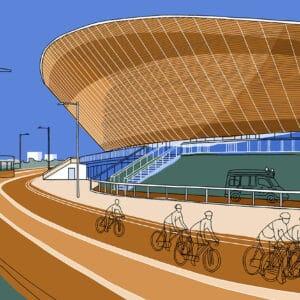 34 lea valley velodrome