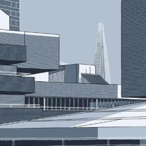 4 national theatre and shard