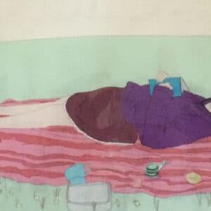 6 picnic mudeford print