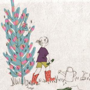 8 little gardener